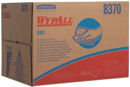 Wypall X60 Poetsdoeken 8370