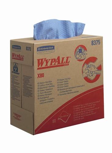 Wypall X80 Doeken 8375