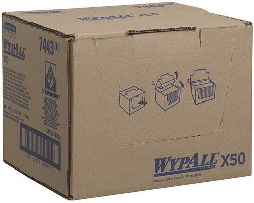 Wypall X50 Poetsdoeken 7443