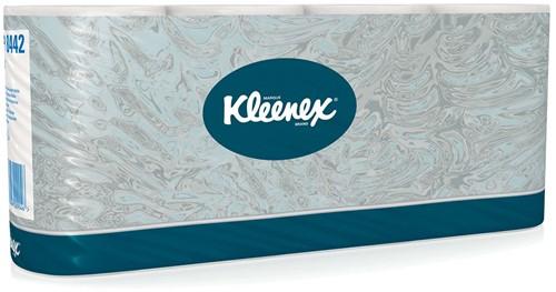Kleenex 8442 Toilettissue Rollen