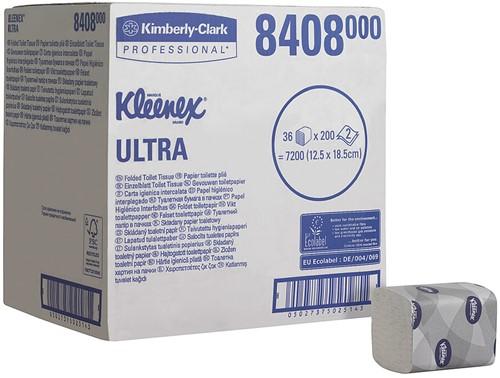 Kleenex 8408 SLIMROLLHanddoeken