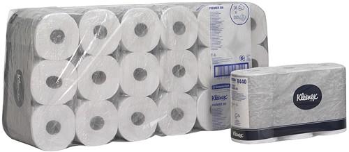Kleenex 8446 Toilettissue Rollen