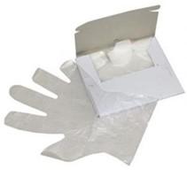 Handschoenen polyethyleen