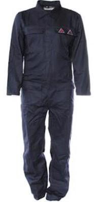 M-Wear 5320 overall - marineblauw - 58