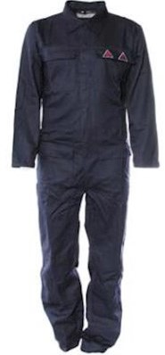 M-Wear 5320 overall - marineblauw - 62