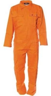 M-Wear 5320 overall - oranje - 58
