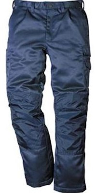 Fristads Kansas 267 PP broek - marineblauw - c44