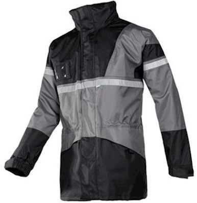 Sioen 288A Cloverfield parka - grijs/zwart - xxl