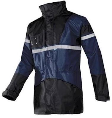 Sioen 288A Cloverfield parka - marineblauw/zwart - s