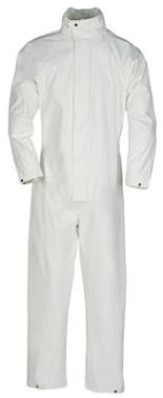 Sioen 4964 Montreal overall - wit - xl