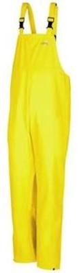 Sioen 4600 Louisiana Amerikaanse overall - geel - xl
