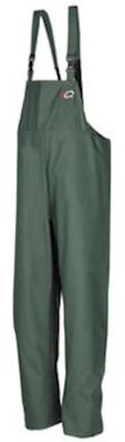 Sioen 4600 Louisiana Amerikaanse overall - groen - s