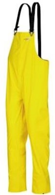 Sioen 6620 Bandung Amerikaanse overall - geel - 3xl