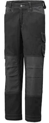 Helly Hansen 76424 Westham broek - zwart/grijs - c56