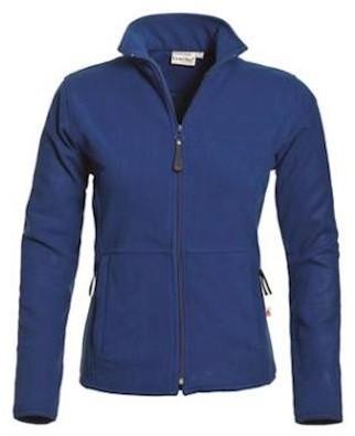 Santino Bormio dames fleece jas - korenblauw - l