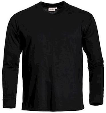 Santino James T-shirt - zwart - 4xl