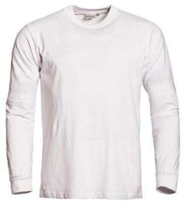 Santino James T-shirt - wit - 4xl