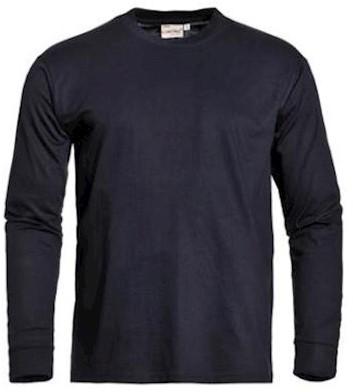 Santino James T-shirt - marineblauw - s