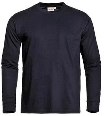 Santino James T-shirt - marineblauw - xxl