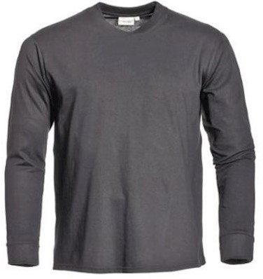 Santino James T-shirt - donkergrijs - l