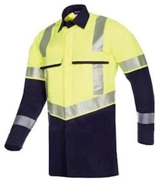 Sioen 068VA Colne overhemd - m