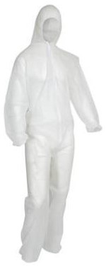 OXXA Cover 6110 overall - wit - l