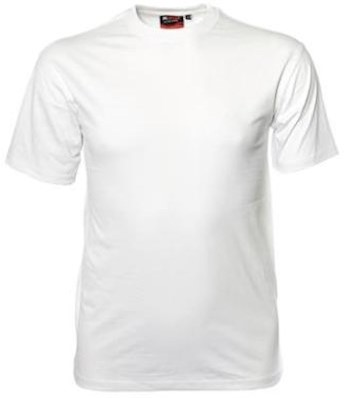 M-Wear 6110 T-shirt - wit - l