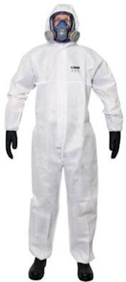 M-Safe 8100 FR-AST disposable overall - l