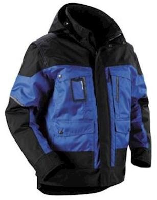 Blåkläder 4886 jas - korenblauw/zwart - xxl