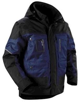 Blåkläder 4886 jas - marineblauw/zwart - xxl