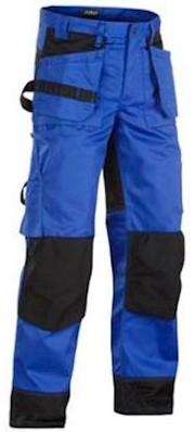 Blåkläder 1503 broek - korenblauw/zwart - c50