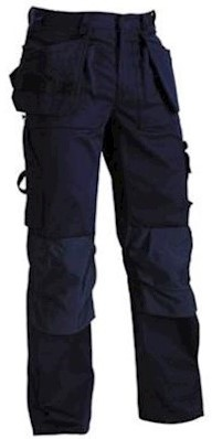 Blåkläder 1530 1860 broek - marineblauw - c60