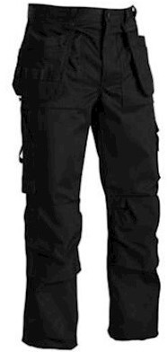 Blåkläder 1530 1860 broek - zwart - c64
