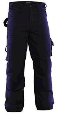Blåkläder 1570 1860 broek - marineblauw - c62