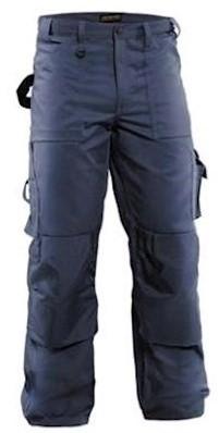 Blåkläder 1570 1860 broek - grijs - c48