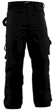 Blåkläder 1570 1860 broek - zwart - c54