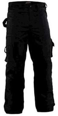 Blåkläder 1570 1860 broek - zwart - c56