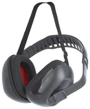 Honeywell VS110M multi-position gehoorkap met hoofdband