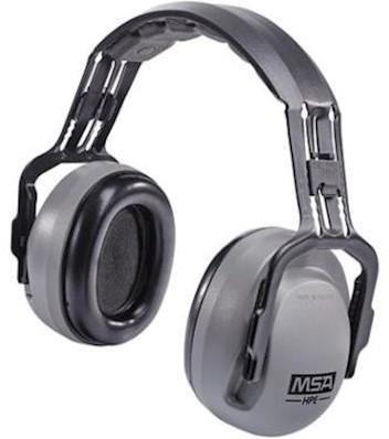 MSA HPE gehoorkap met hoofdband