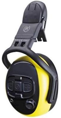 MSA left/RIGHT CutOff Pro gehoorkap met helmbevestiging