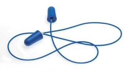 MSA RIGHT M/L detectable oordop met koordje
