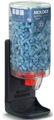 Moldex 785901 dispenser met 500 paar Spark Plugs detectable oordoppen