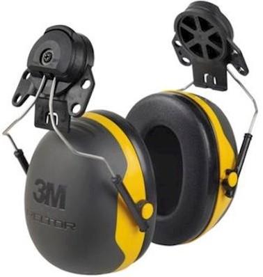 3M Peltor X2P3 gehoorkap met helmbevestiging
