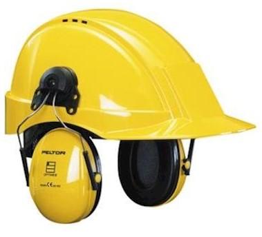 3M Peltor Optime I H510P3E gehoorkap met helmbevestiging