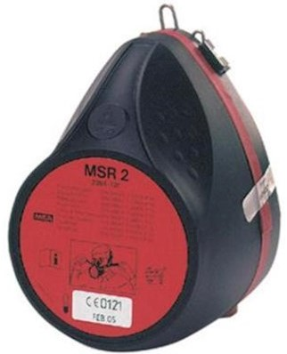 MSA MSR 2 vluchtmasker