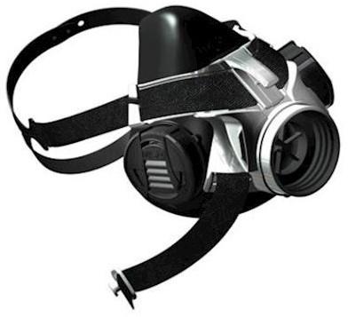MSA Advantage 410 halfgelaatsmasker - s