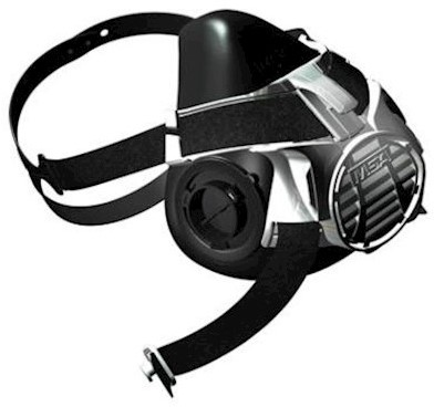 MSA Advantage 420 halfgelaatsmasker - l