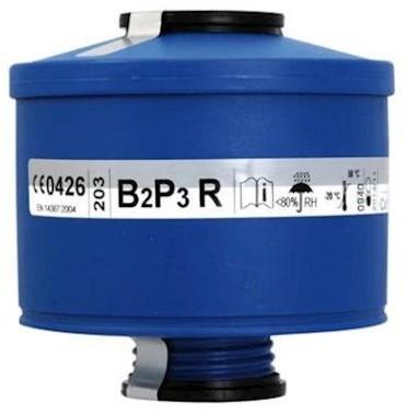 Spasciani 202 combinatiefilter B2-P3 R