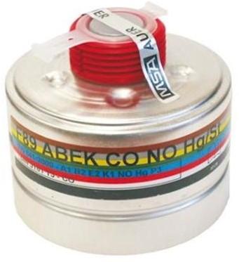 MSA 93 combinatiefilter A1B2E2K1CONOHg-P3 R D