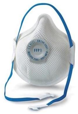 Moldex 238501 stofmasker FFP1 NR D met uitademventiel